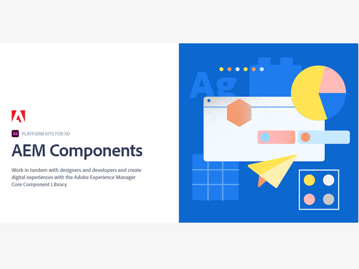 Adobe Experience Manager Components for Adobe XD