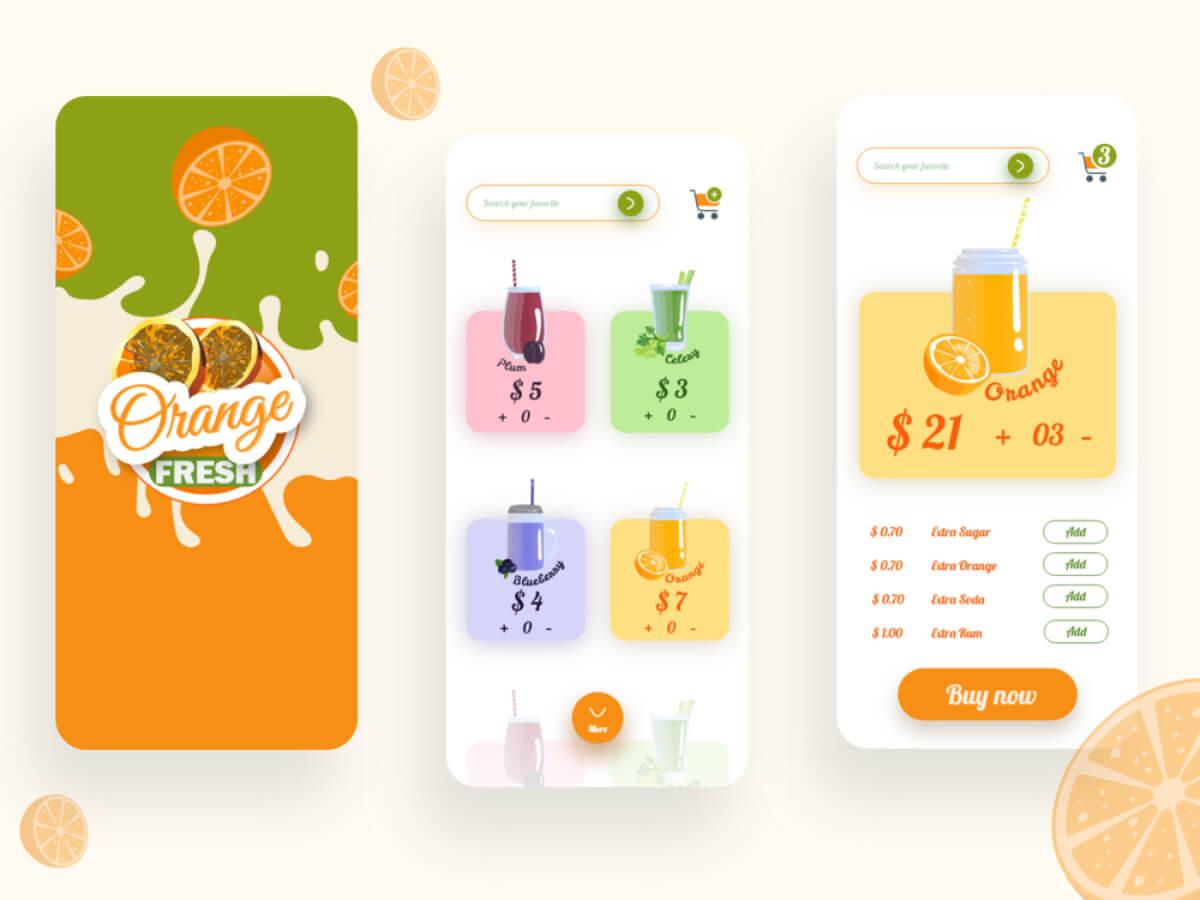 Shop Juice App