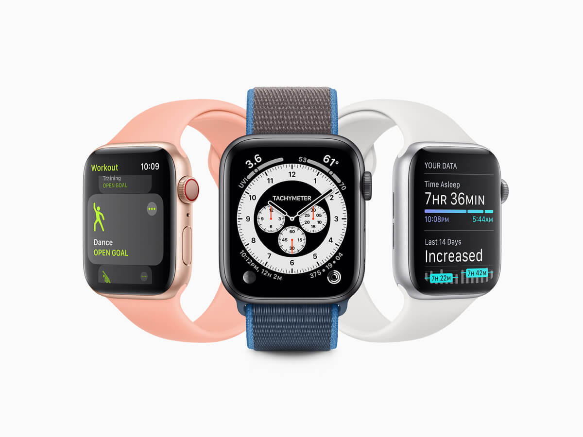 WatchOS UI Kit for Adobe XD